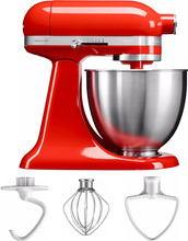 KitchenAid Artisan Mini Mixer 5KSM3311X Hot Sauce