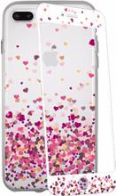 GoCase Kit Apple iPhone 8 Plus Full Body Hearts