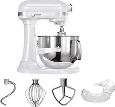 KitchenAid Artisan Mixer 5KSM7580XEFP Bowl-Lift Parelmoer