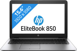HP Elitebook 850 G4  i5-8gb-256ssd