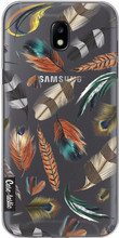 Casetastic Softcover Samsung Galaxy J5 (2017) Feathers Multi