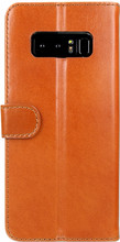 Valenta Booklet Classic Luxe Galaxy Note 8 Book Case Bruin