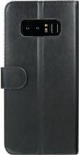 Valenta Booklet Classic Luxe Galaxy Note 8 Book Case Zwart