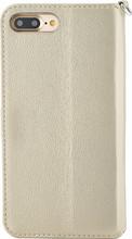 Valenta Booklet Premium iPhone 7+/8+ Book Case Goud