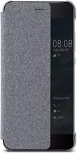 Huawei P10 Plus View Cover Book Case Grijs