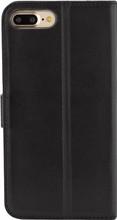 Valenta Booklet Premium iPhone 7+/8+ Book Case Zwart