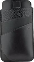 Valenta Pocket Supreme iPhone 6+/6S+/7+/8+ Pouch Zwart
