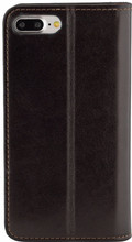 Valenta Booklet Supreme iPhone 7+/8+ Book Case Bruin
