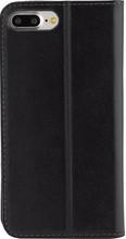 Valenta Booklet Supreme iPhone 7+/8+ Book Case Zwart