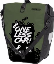 Ortlieb Back-Roller Design OneLessCar QL2.1 Olive/Black