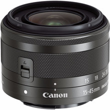 Canon EF-M 15-45mm f/3.5-5.6 IS STM