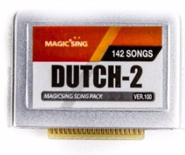 Magic Sing Dutch Vol. 2 Songchip