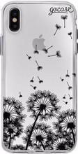 GoCase TPU iPhone X Back Cover Hope