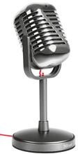 Trust Elvii Vintage Microfoon