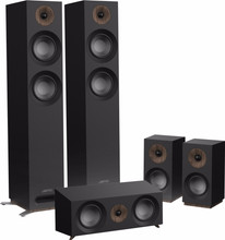 Jamo S807 HCS Surround set Zwart