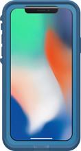 Lifeproof Fre iPhone X Full Body Blauw