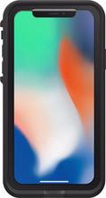Lifeproof Fre iPhone X Full Body Zwart