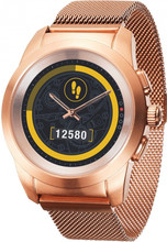 MyKronoz ZeTime Smartwatch Elite Rose Goud 44mm
