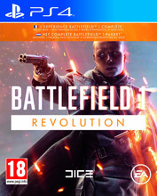 Battlefield 1: Revolution PS4