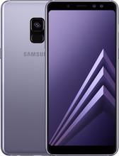 Samsung Galaxy A8 (2018) Grijs BE