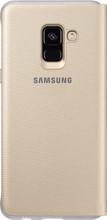 Samsung Galaxy A8 Neon Flip Cover Goud