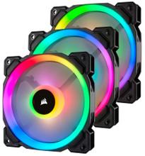 Corsair LL120 RGB Triple Pack + Lighting Node Pro