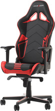 DX Racer RACING PRO Gaming Chair Zwart/Rood