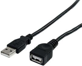 StarTech USB 2.0 verlengkabel 1.8 meter