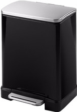 EKO E-Cube 28+18 Liter Zwart