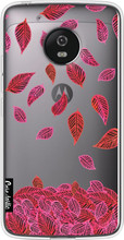 Casetastic Softcover Motorola Moto G5 Falling Leaves