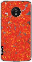 Casetastic Softcover Motorola Moto G5 Autumnal Leaves