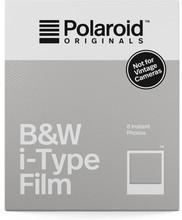 Polaroid Original B&W Instant fotopapier voor I-type