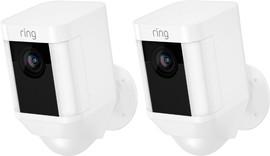 Ring Spotlight Cam Battery Wit Duopack