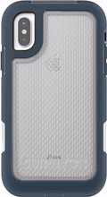 Griffin Survivor Extreme iPhone X Back Cover Blauw