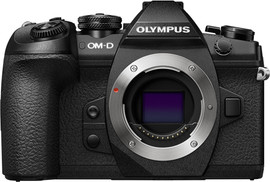 Olympus OM-D E-M1II Body Black
