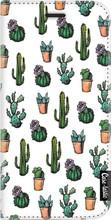 Casetastic Wallet Apple iPhone X Cactus Dream Wit