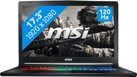 MSI GP72M 7REX-1245NL