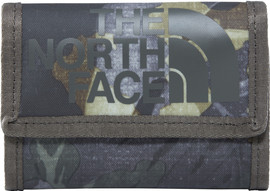 The North Face Base Camp Wallet  Tropical Camo/Taupe Green