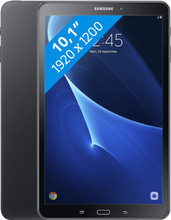Samsung Galaxy Tab A 10,1 inch 32GB Wifi Zwart BE