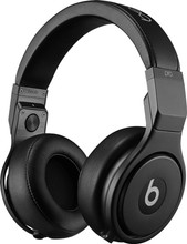 Beats Pro Over-Ear Headphones Zwart