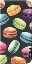 Casetastic Wallet A3 (2017) Book Case Macaron Mania Zwart