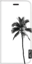 Casetastic Wallet A5 (2017) Book Case Palm Tree Wit