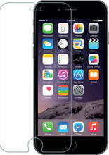 Azuri Gehard Glas iPhone 6/6s Screenprotector Glas Duo Pack