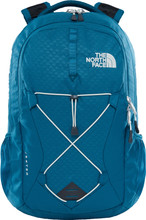 The North Face Women's Jester Blue Coral Emboss/Vintage Whit
