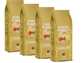 Douwe Egberts Aroma Excellent 4 x 500 gr