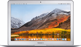 Apple MacBook Air 13,3'' (2017) 8/256GB - 2,2GHz AZERTY