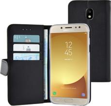 Azuri Wallet Magneet Samsung Galaxy J5 (2017) Book Case Zwar