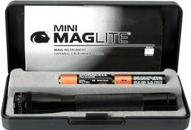 Maglite Mini R6 AA Zwart