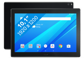 Lenovo Tab 4 10 Plus 3 GB 32 GB Zwart 2018