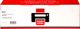 Pixeljet TN-1050 Zwart voor Brother Printers (TN-1050)